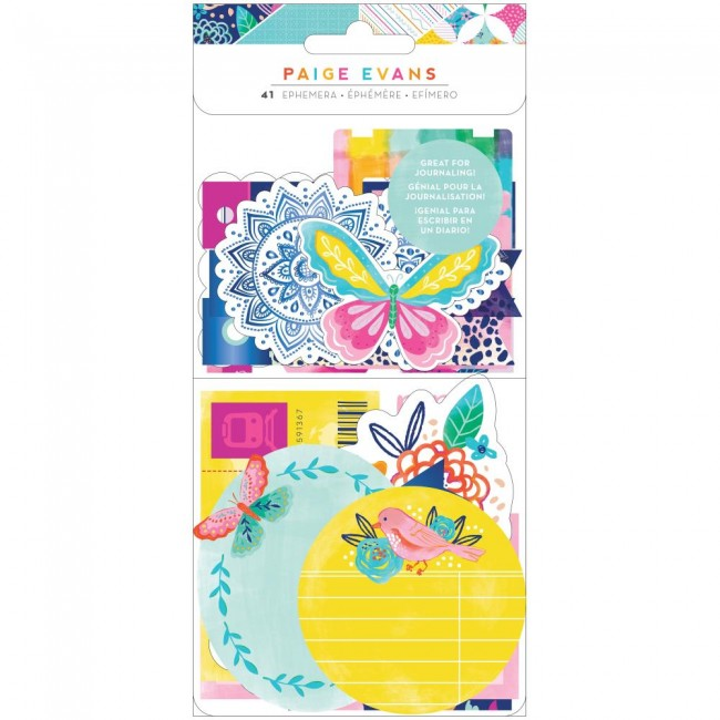 Die Cuts Go To The Scenic Route Paige Evans Journal