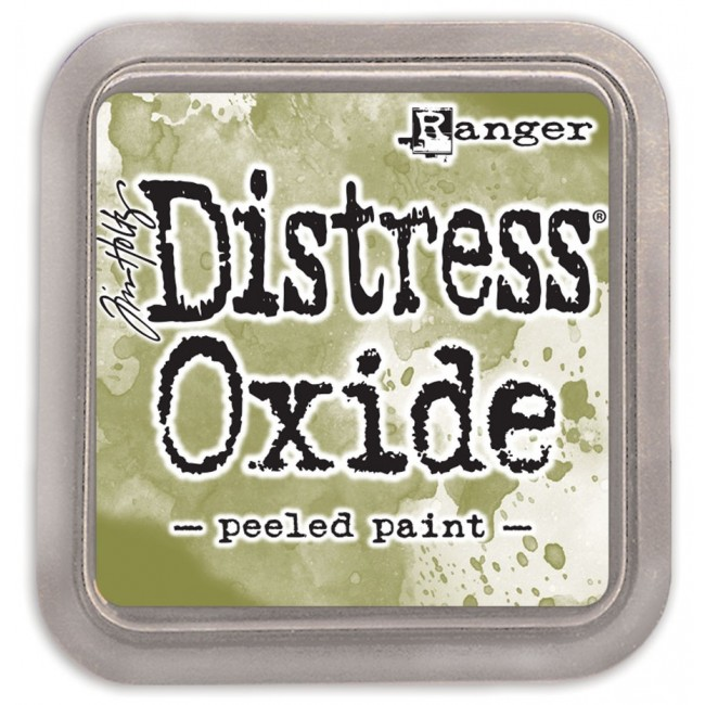 Encre Distress Oxide Ink Peeled Paint