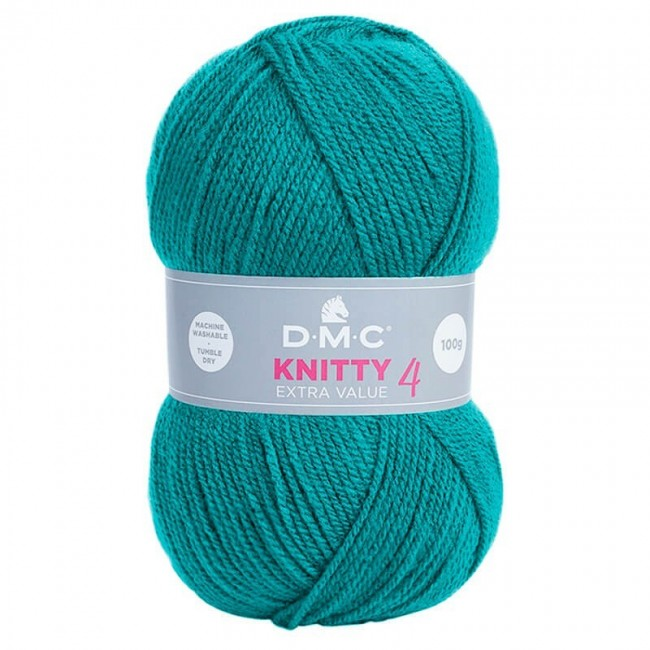 Laine acrylique DMC Knitty Just Knitting 100 g 668