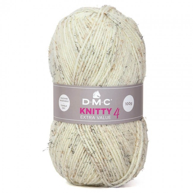Laine acrylique DMC Knitty Just Knitting 100 g 930