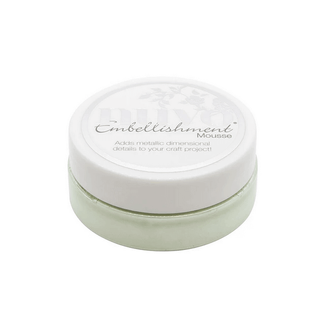 Embellishment Mousse de Nuvo Honeydew