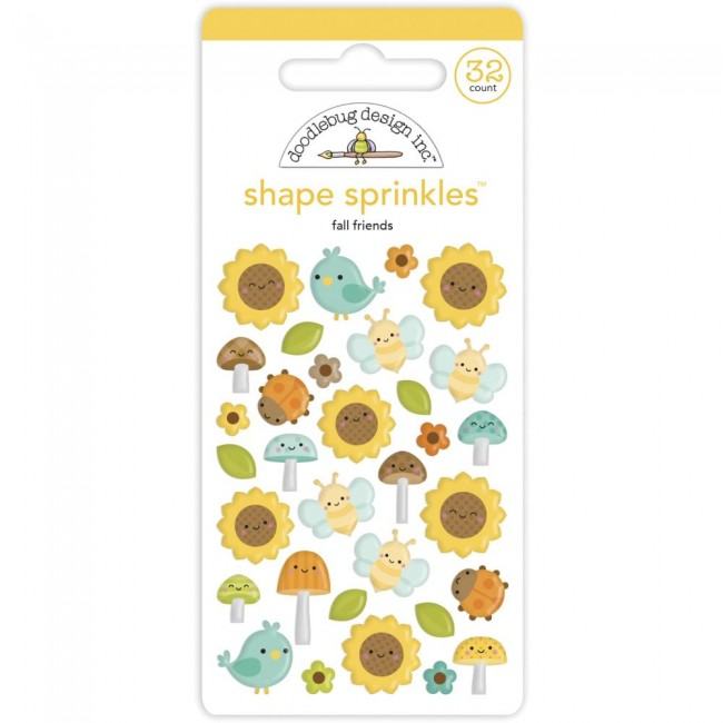 Enamel Dots Pumpkin Spice Fall Friends