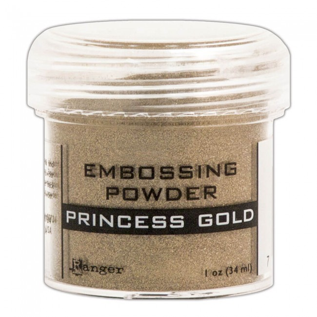 Poudre d'embossing Princess Gold