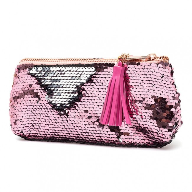 Trousse Hello Dreamer Sequins réversibles