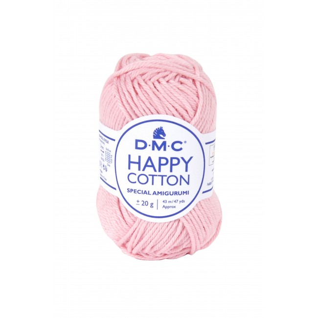 Fil pour amigurumis en coton DMC Happy Cotton 764