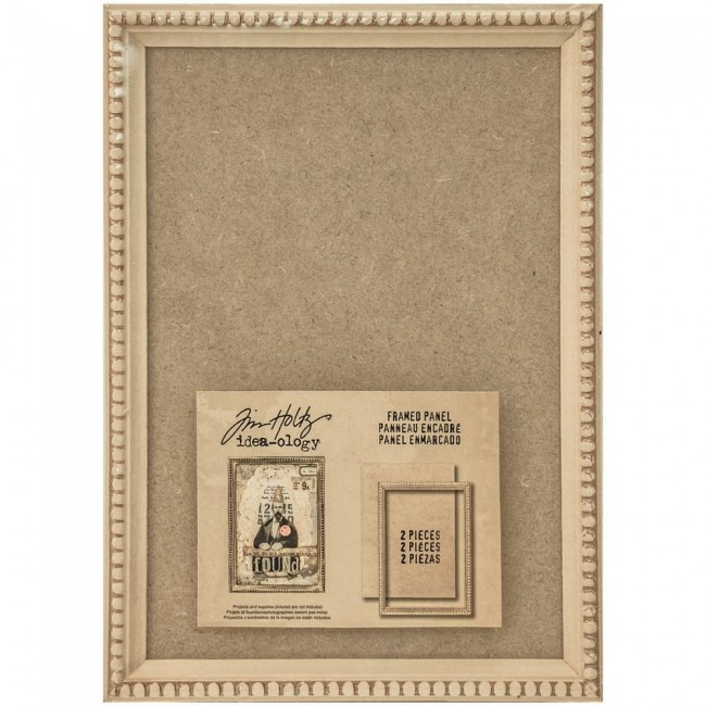 Idea-ology Tim Holtz Framed Panel Structures