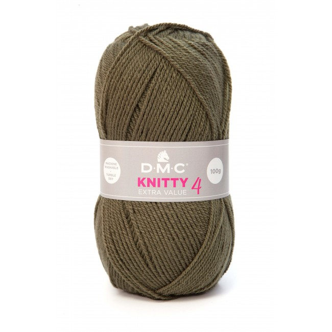 Laine acrylique DMC Knitty Just Knitting 100 g 632