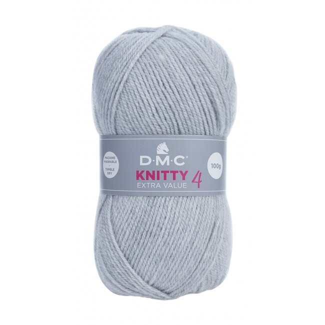 Laine acrylique DMC Knitty Just Knitting 100 g 814