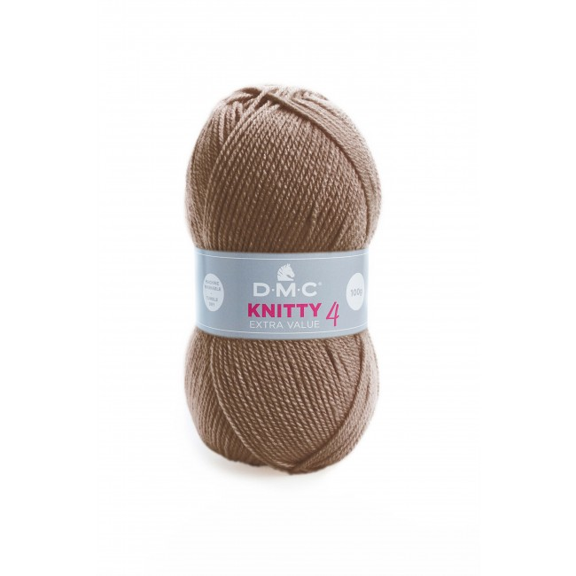 Laine acrylique DMC Knitty Just Knitting 100 g 927