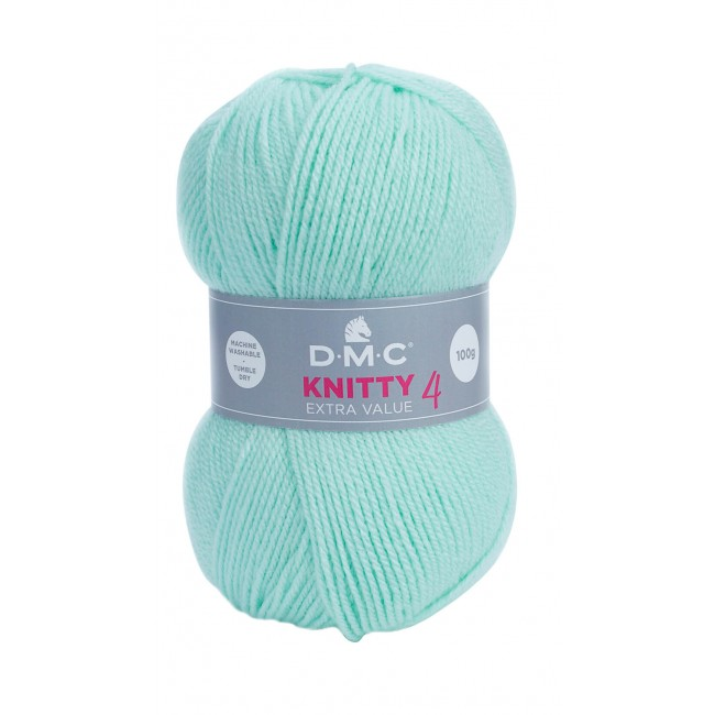 Laine acrylique DMC Knitty Just Knitting 100 g 956