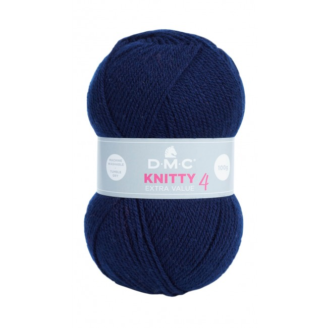 Laine acrylique DMC Knitty Just Knitting 100 g 971
