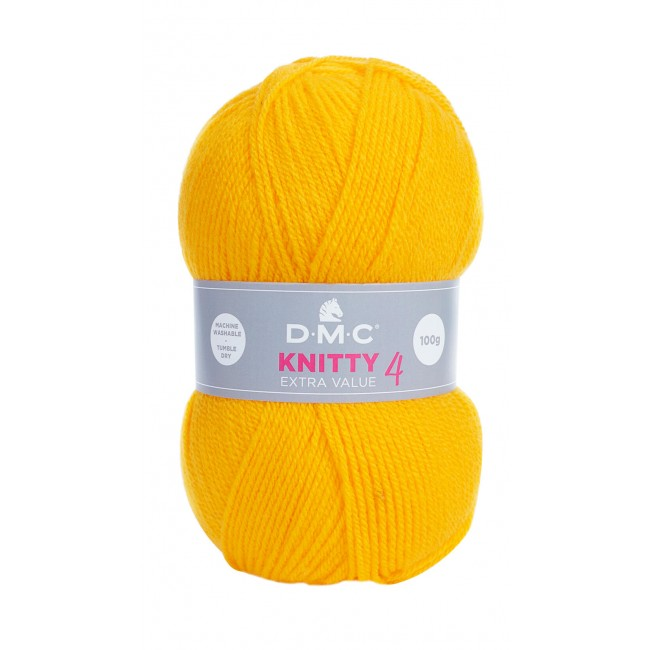Laine acrylique DMC Knitty Just Knitting 100 g 978