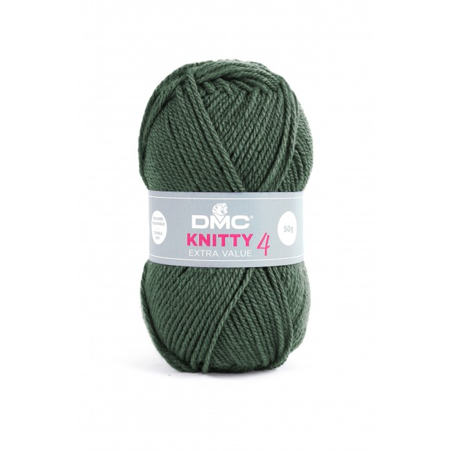 Laine acrylique DMC Knitty Just Knitting 50 g 904