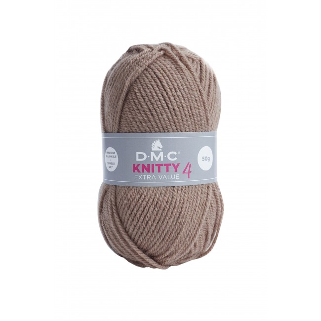 Laine acrylique DMC Knitty Just Knitting 50 g 927