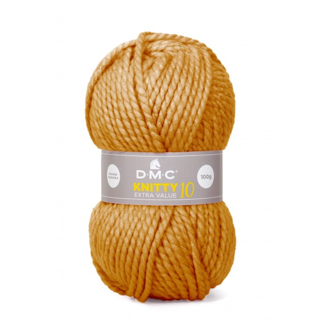 Laine acrylique épaisse DMC Knitty 10 Just Knitting 766