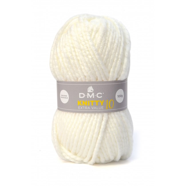 Laine acrylique épaisse DMC Knitty 10 Just Knitting 812