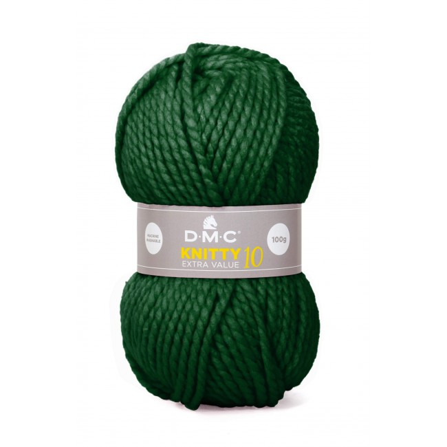 Laine acrylique épaisse DMC Knitty 10 Just Knitting 839