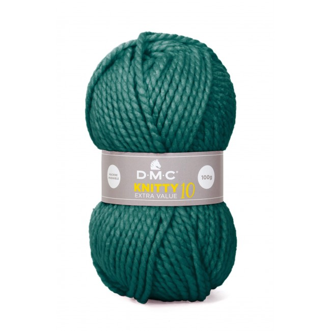 Laine acrylique épaisse DMC Knitty 10 Just Knitting 904