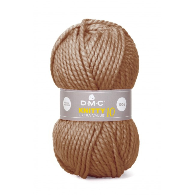 Laine acrylique épaisse DMC Knitty 10 Just Knitting 927