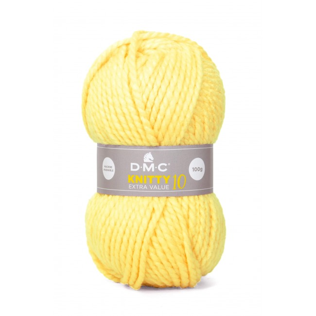 Laine acrylique épaisse DMC Knitty 10 Just Knitting 957