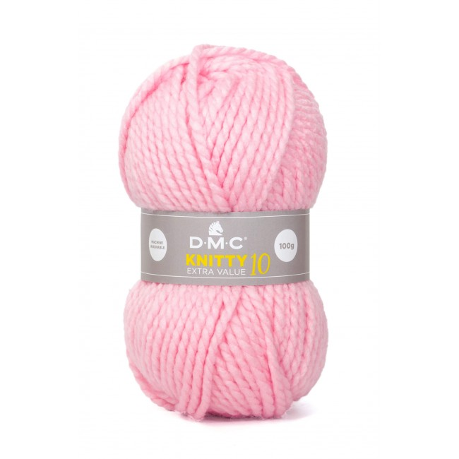 Laine acrylique épaisse DMC Knitty 10 Just Knitting 958
