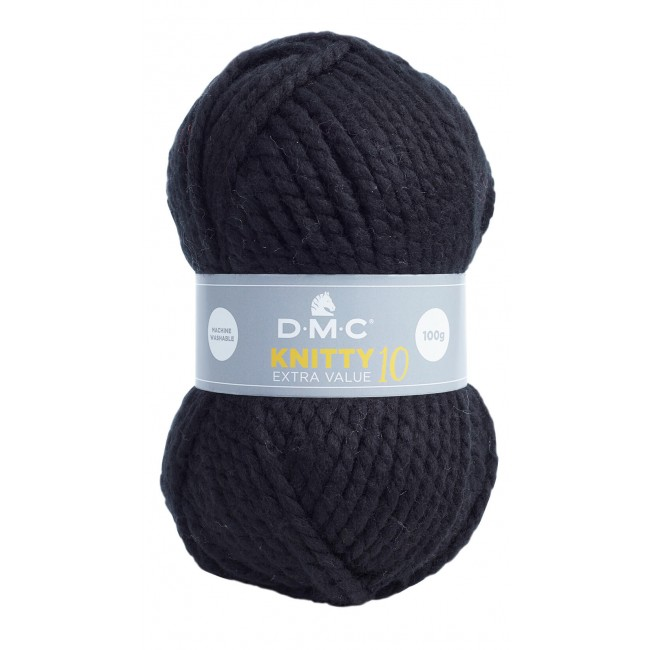 Laine acrylique épaisse DMC Knitty 10 Just Knitting 965