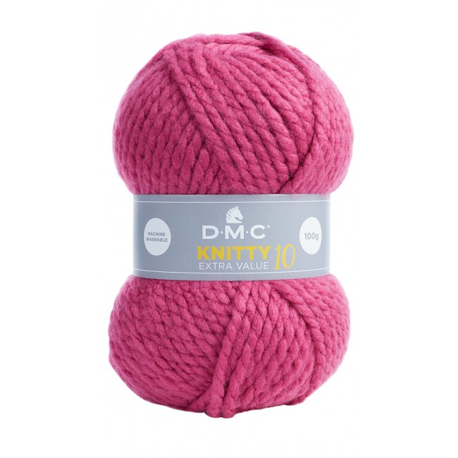 Laine acrylique épaisse DMC Knitty 10 Just Knitting 984
