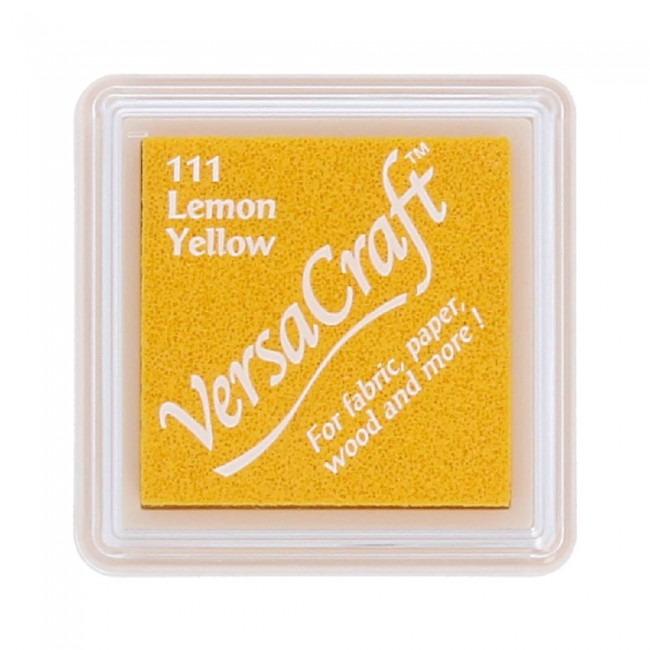 Encre VersaCraft Mini Lemon Yellow