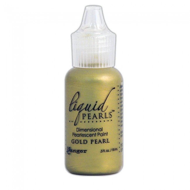 Liquid Pearls Gold Pearl