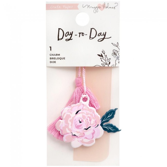 Marqueur de pages pour agenda Day to Day Maggie Holmes Floral