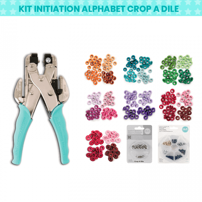 Kit initiation Crop a Dile