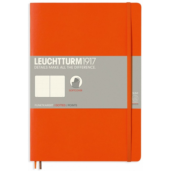 Leuchtturm1917 B5 - Orange