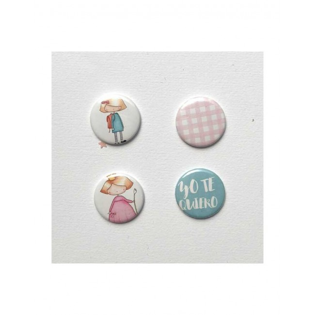 Badges Celia