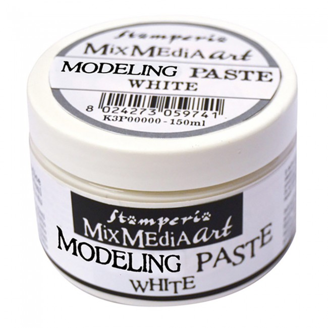Pâte de Texture Modeling Paste White 150 ml