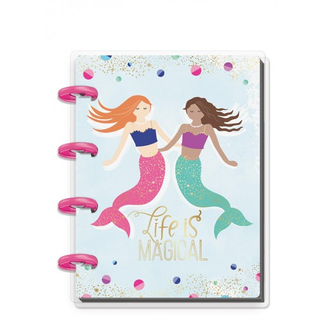 Cahier Create 365 Micro Memo Magical Mermaid