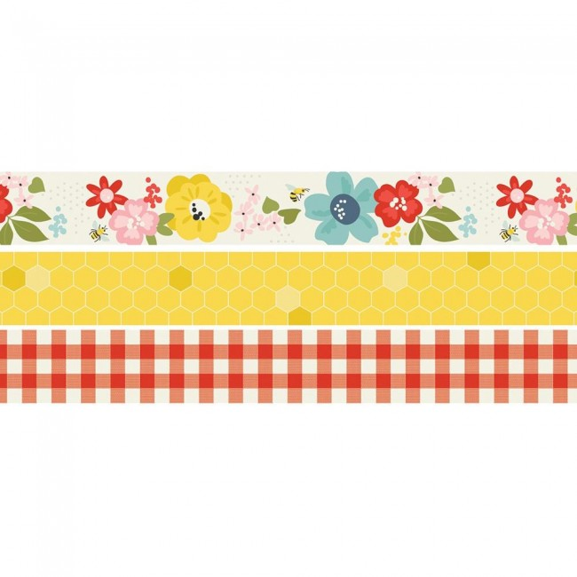 Lot de Washi Tape Summer Farmhouse