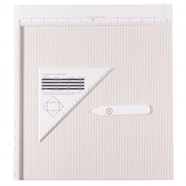 Planche de Pliage Scoring Board Martha Stewart