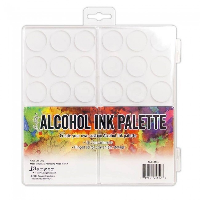 Palette Alcohol Ink