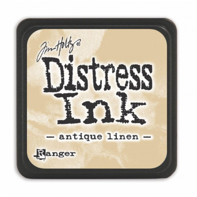 Encre Mini Distress Ink Antique Linen