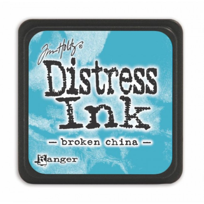 Encre Mini Distress Ink Broken China
