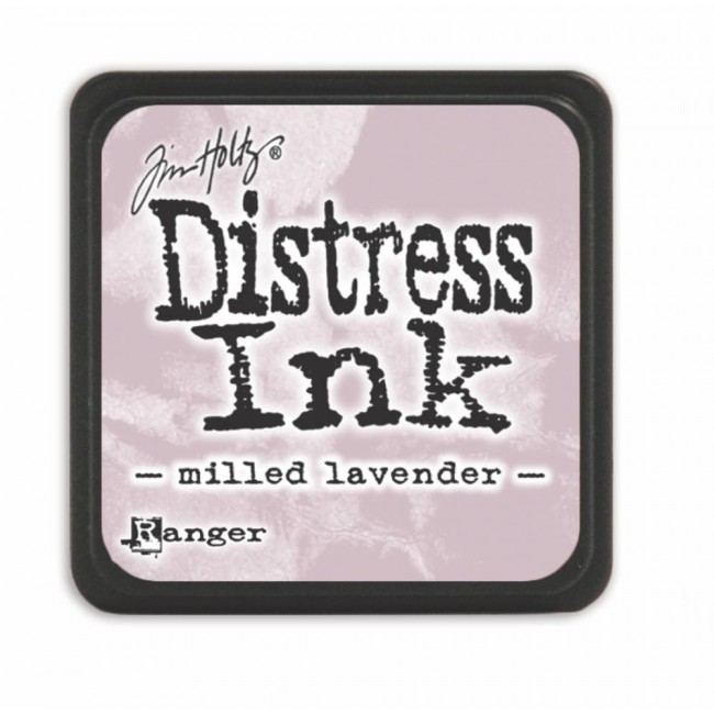 Encre Mini Distress Ink Milled Lavender