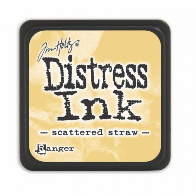 Encre Mini Distress Ink Scattered Straw
