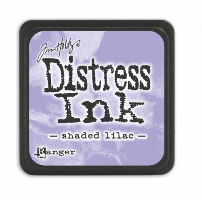 Encre Mini Distress Ink Shaded Lilac