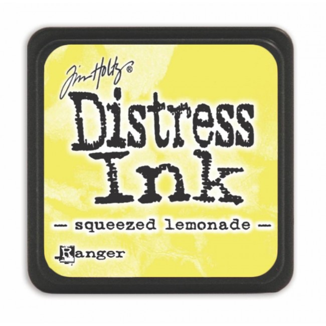 Encre Mini Distress Ink Squeezed Lemonade