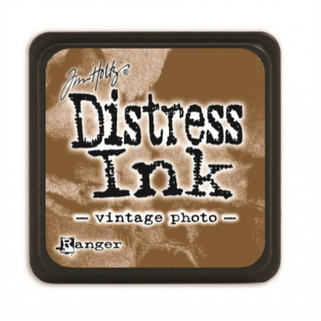 Encre Mini Distress Ink Vintage Photo