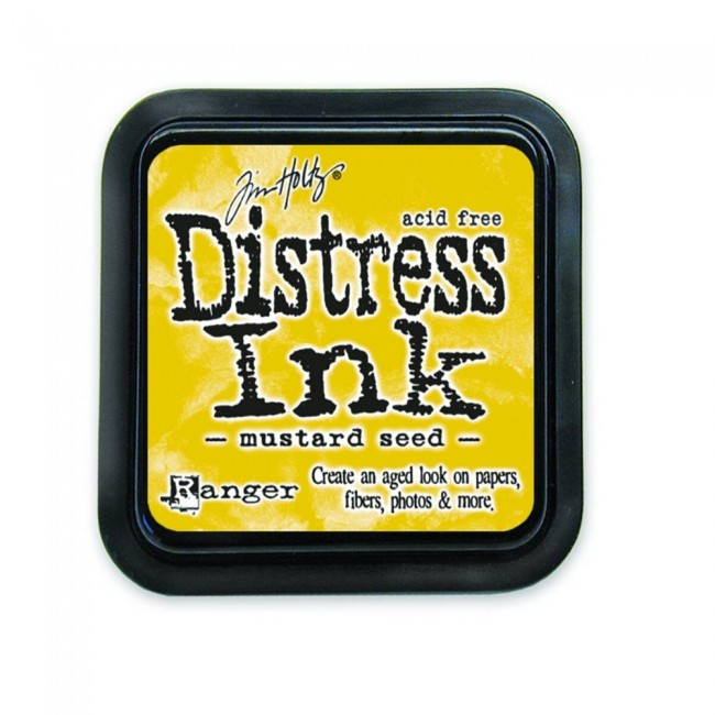 Encre Distress Ink Mustard Seed