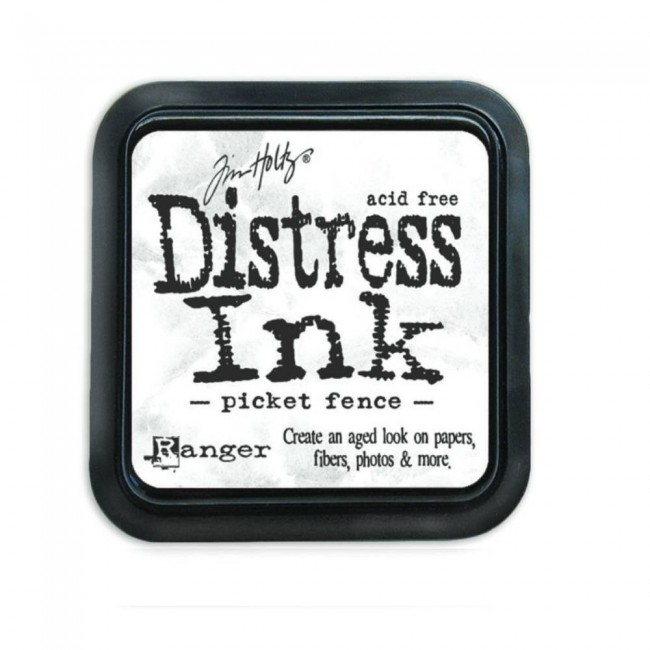 Encre Distress Ink Picket Fence