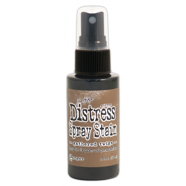 Encre Distress Spray Stain Gathered Twig