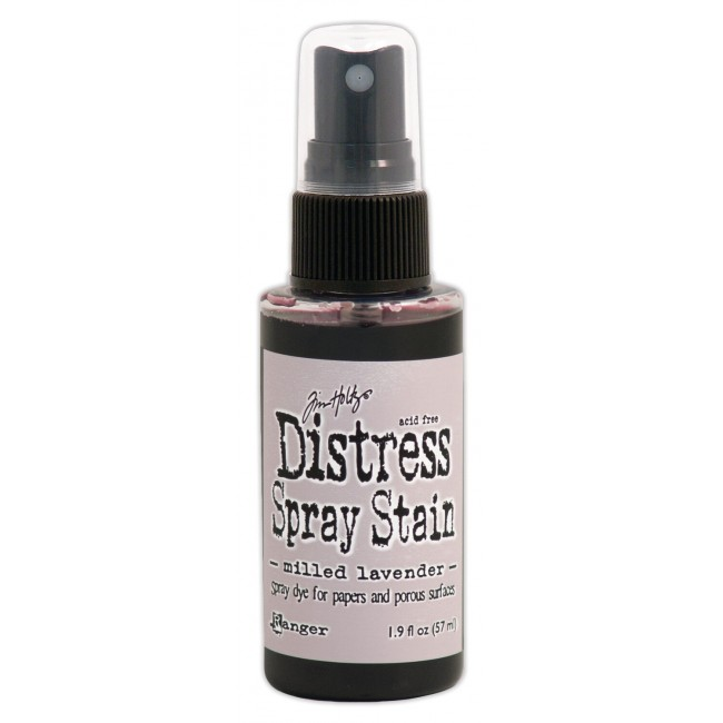 Encre Distress Spray Stain Milled Lavender