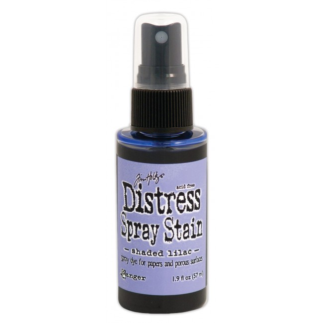 Encre Distress Spray Stain Shaded Lilac